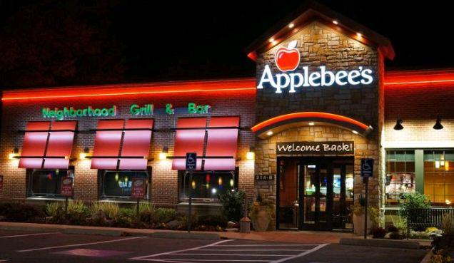Applebee's Breakfast Menu