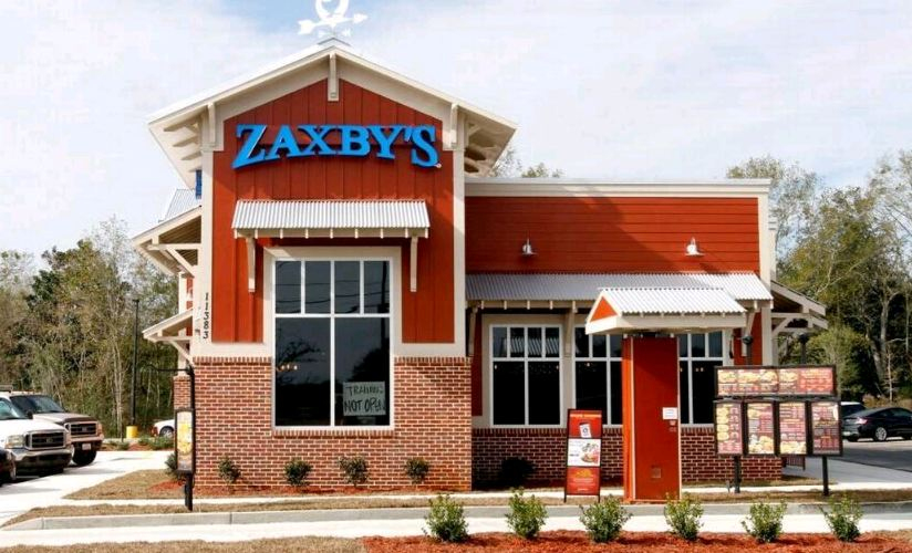 Zaxby's breskfast menu prices
