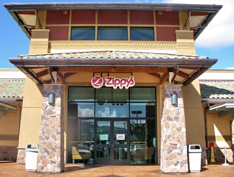Zippy'sBreakfast Menu Prices