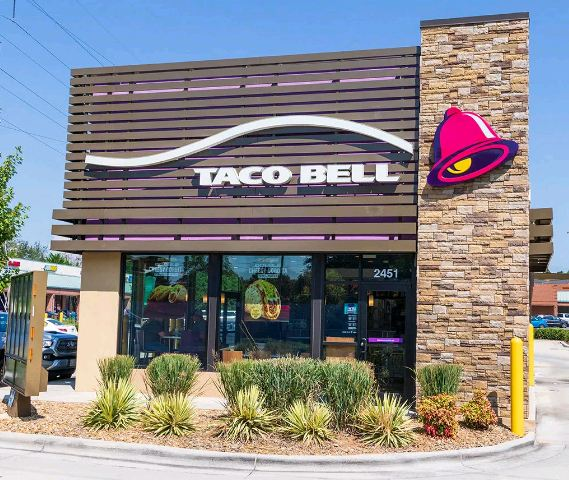Taco bell breakfast menu prices